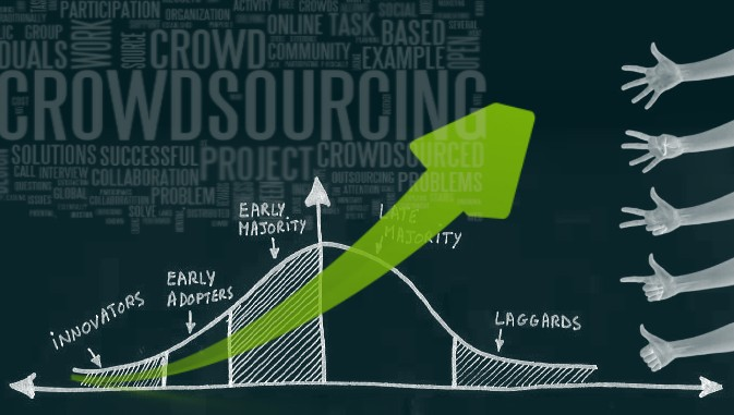 5 signs that crowdsourcing will cross the chasm in 2013
