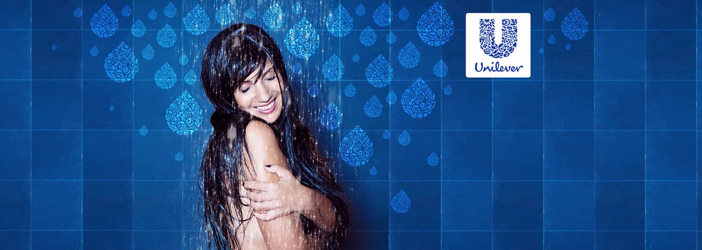 unilever shower contest eyeka