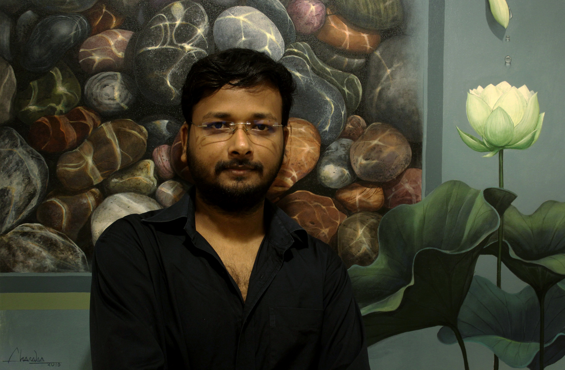 Chandandesigner_With_painting