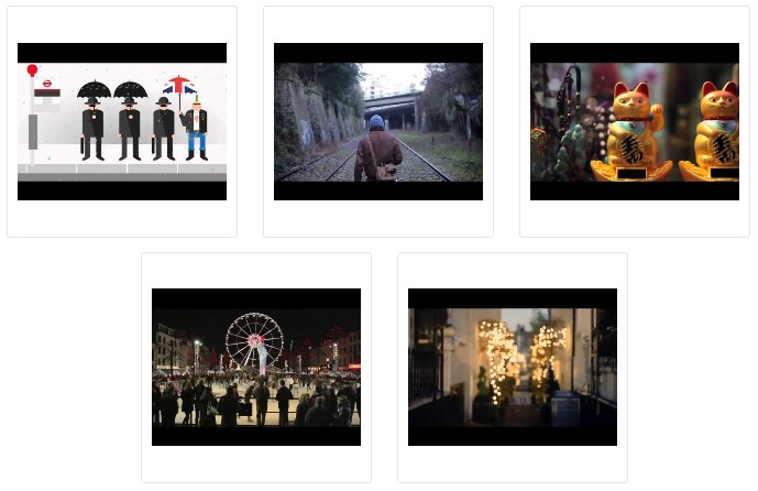 eurostar eyeka video thumbnails