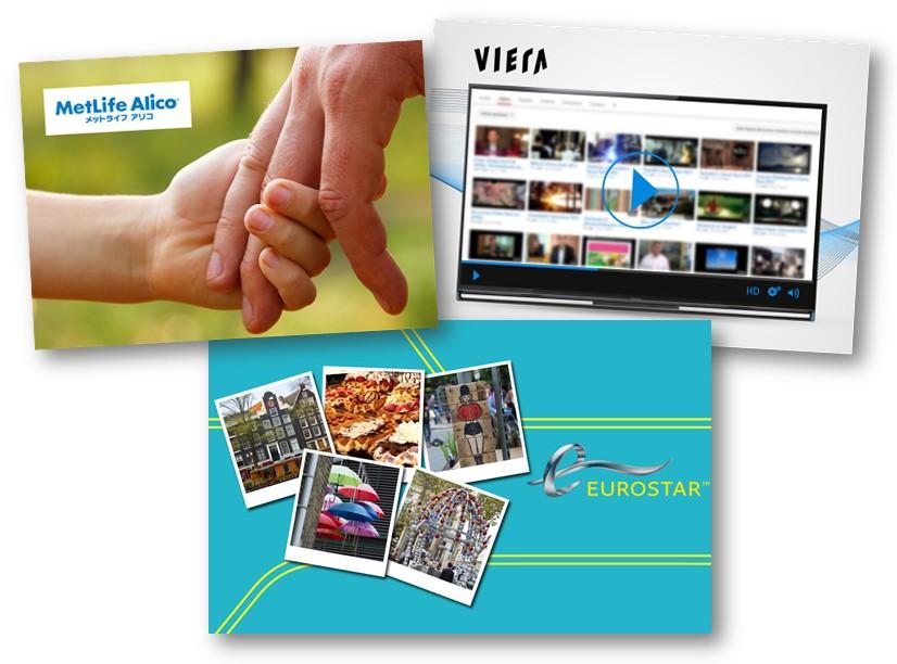 Eurostar Metlife Alico Panasonic Viera thumbnails