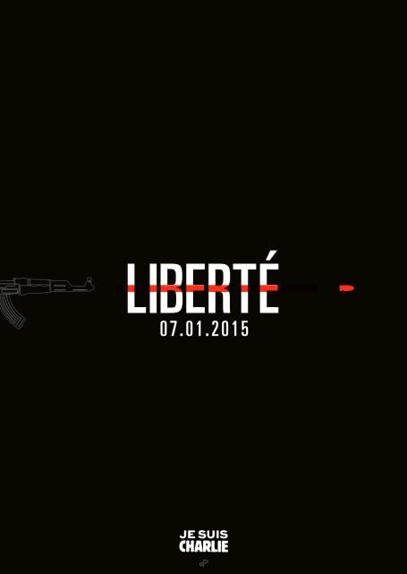 eYeka JeSuisCharlie - Liberte