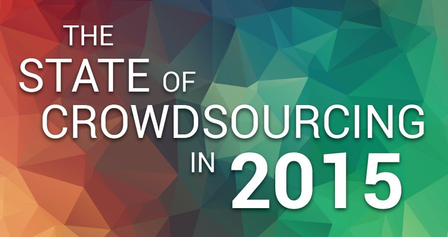 The state of crowdsourcing in 2015