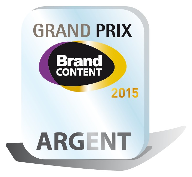 eYeka AIDES Grand Prix Brand Content Argent