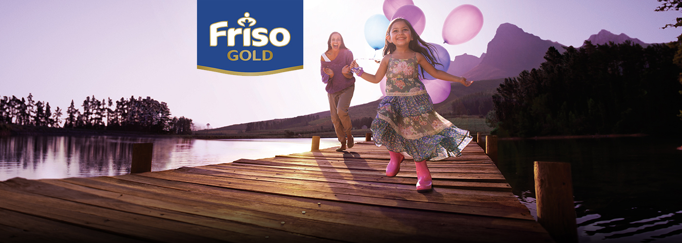 Friso Gold eYeka Contest Banner