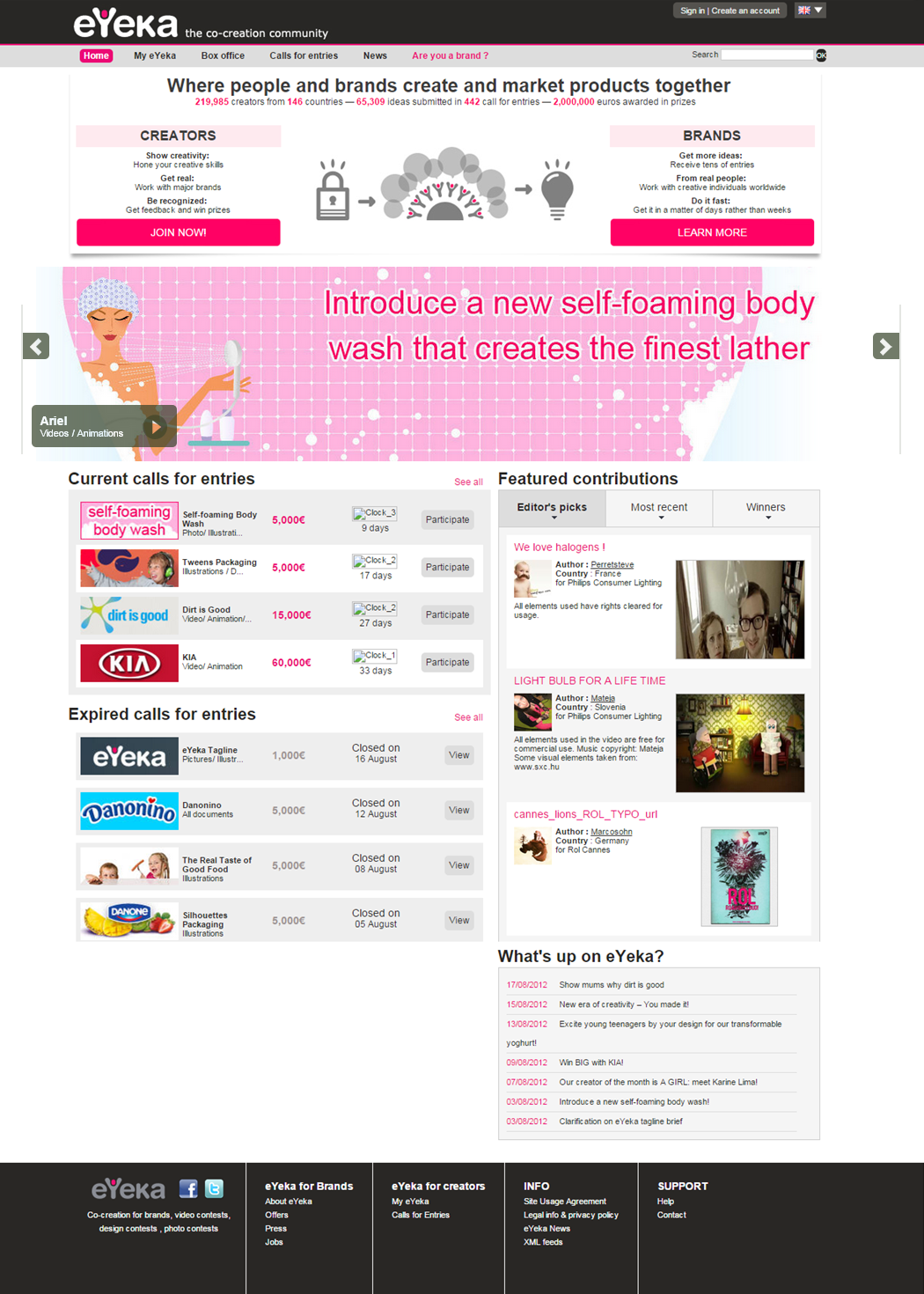 August 2012 - Web Archive